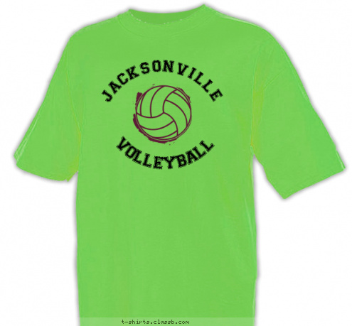 Custom t shirt design volleyball warm up shirt for Volleyball custom t shirts