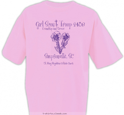girl scout t shirt designs