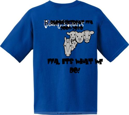 Custom t shirt design 537448 for Ffa t shirt design