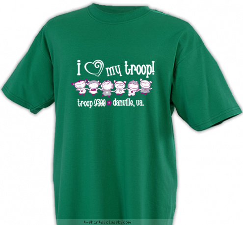Girl Scout T Shirt Design Ideas Custom T Shirt Design Girl Scout Leader Shirt